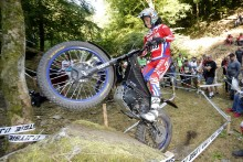 Kenichi Kuroyama Finishes FIM Trial-E Cup as Runner-up with TY-E Electric Trials Bike