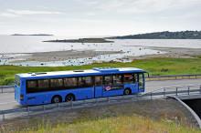 Busstrafiken i Kungsbacka och Ale upphandlad