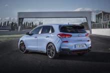 Hyundai i30 N – Maximal körglädje på svenska vägar