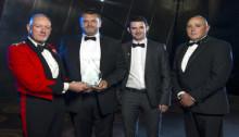 Sellafield's civilian guard force honoured at military awards