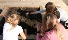 Arkeologiskola startas i Skåne – 2 000 barn deltar i höst