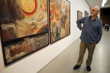 """""""ruhelos"""": Museum der bildenden Künste Leipzig zeigt erste umfassende Retrospektive von Sighard Gille"""
