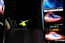 USAIN BOLT AND PUMA 'IGNITE' NEW YORK CITY