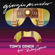 """Giorgio Moroder släpper Britney Spears-samarbetet """"Tom's Diner"""" idag"""