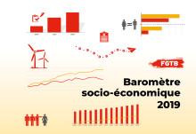 Baromètre socio-économique 2019 de la FGTB