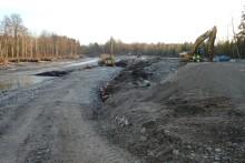 Kanalbank och dragväg längs Göta kanal återställs för 25 miljoner