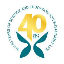 Pressinbjudan: Välkommen till SLU:s 40-årsfirande!