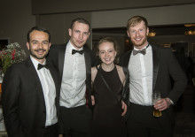 Institution of mechanical engineers chairman's dinner raises over £5,000 for The Sick Children's Trust