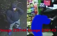 Police release CCTV footage following Sidcup robbery