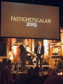Wallenstam prisas som  Årets Fastighetsbolag bostad