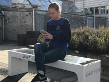 Wihlborgs placerar solcellsbänk på Ideon i Lund