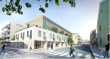 Pressinbjudan: Nya planer på 250 bostäder i kommunhuset i Växjö och nytt kommunhus