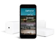 Villakunder kan styra sin fjärrvärme direkt i mobilen