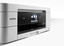 Les cinq imprimantes jet d'encre A4 de Brother - des périphériques compacts et performants pour le Small Office et la maison