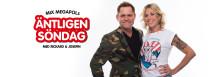Rickard Olsson och Josefin Crafoord leder Mix Megapols nya helgsatsning
