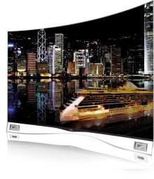 INGENJÖRSKONST PÅ HÖGSTA NIVÅ – BÖJD OLED-TV FRÅN LG REVOLUTIONERAR TITTARUPPLEVELSEN