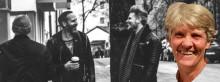 Pia Sundhage tolkar Bob Dylan på Clarion Hotel Stockholm