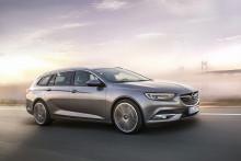 Rymlig och sportig: Nya Opel Insignia Sports Tourer