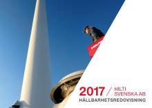 Hilti Hållbarhetsrapport 2017