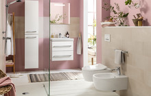 """""""The bathroom is turning into a lifestyle space!"""""""