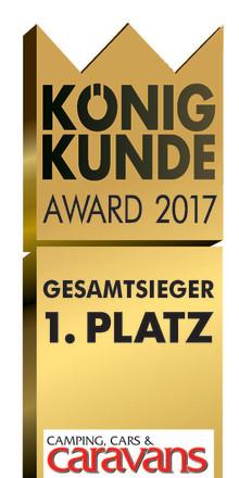 König Kunde Award 2017