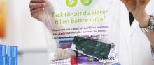 Apoteket startar Stora insamlingsdagen för att minska läkemedels miljöpåverkan