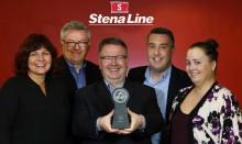 Record-breaking win for Stena Line