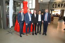 Cirkulär ekonomi skapar kraftsamling under Sveriges Innovationsriksdag i Borås