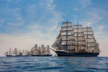 Göteborg & Co letar ungdomar som vill segla historiska skepp från England till Göteborg