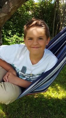 Tolvårige Albert Årets Stjärnskott 2017 - efter lyckad insamling till Operation Smile