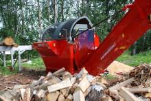 Trejon deltar på Elmia wood