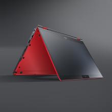 Fujitsu introducerar världens lättaste 2-i-1-kontorsdator
