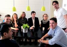 Jönköpingsföretagare deltar i affärsidétävling i USA