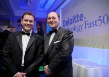 Textlocal announced number 25 in The Deloitte UK Technology Fast 50 Awards