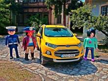 Ilyen autót még biztos nem láttál a magyar utakon! A Ford beszállt a balatoni turizmus népszerűsítésébe; a vadonatúj Ford EcoSport szállítja mindenhová a Balaton Száguldó Riporterét