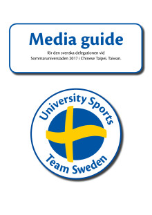 Pressinformation Sommaruniversiaden 2017