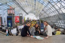 Das Leipzig-Quiz von BRIGITTE