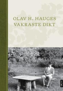 Ny praktutgåve av Olav H. Hauges dikt til opninga av Haugesenteret 4. september