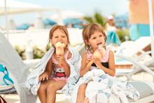 Lasten lomakysely: Ilman jäätelöä ei ole lomaa!