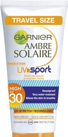 Garnier Ambre Solaire -aurinkosuojat 2015