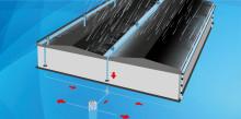 Standarder för takavvattning får förenklade branschtolkningar