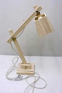 Brandrisk för bordslampa som återkallas