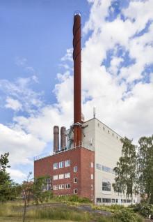 Värmepumpar på KTH Campus sparar energi motsvarande uppvärmning av 1000 villor