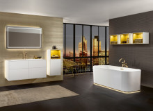 Hibernate in your own spa: attractive bath collections from Villeroy & Boch