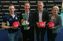 Dodgeball Championships awarded funding boost