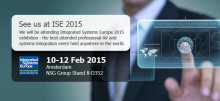 Integrated System Europe 2015