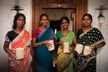 Kvinnodrivna företag bryter fattigdomsspiralen