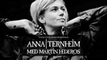 Anna Ternheim på höstturné