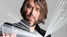 Ted Gärdestad – signerat Peter Nordahl med Gävle Symfoniorkester