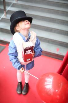 Barnens Biodag hos SF Bio på söndag